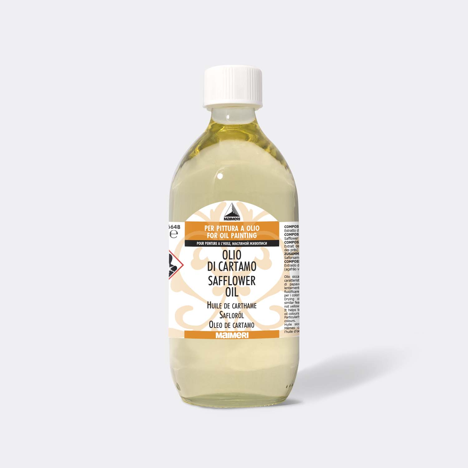 [오일] 648 SAFFLOWER OIL